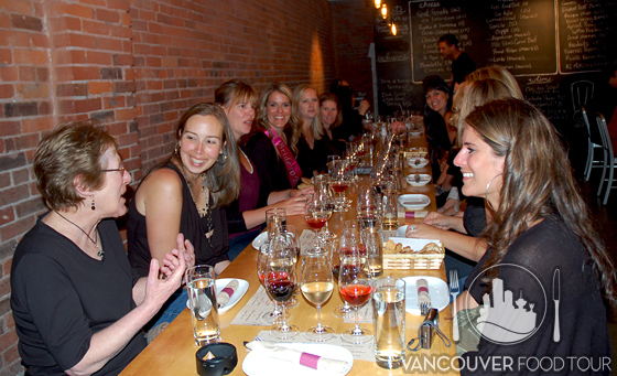 Vancouver Food Tour hosts private and custom tours for companies, large groups and any special event
