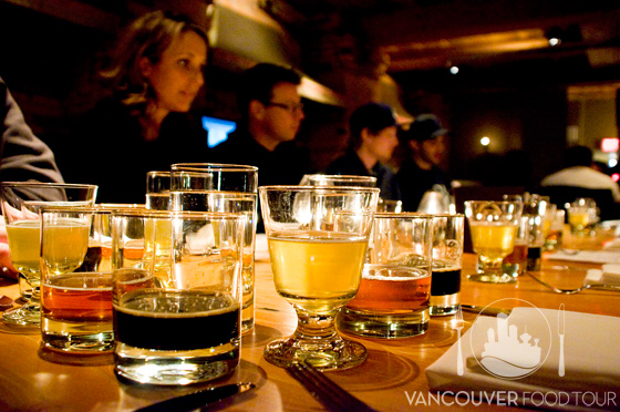 Vancouver Food Tour Hiring Beer Lovers as Brewery Guides