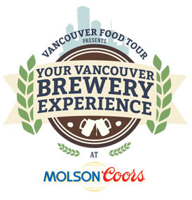 Your Vancouver Brewery Experience at Molson Coors | Things to do in Vancouver by Vancouver Food Tour